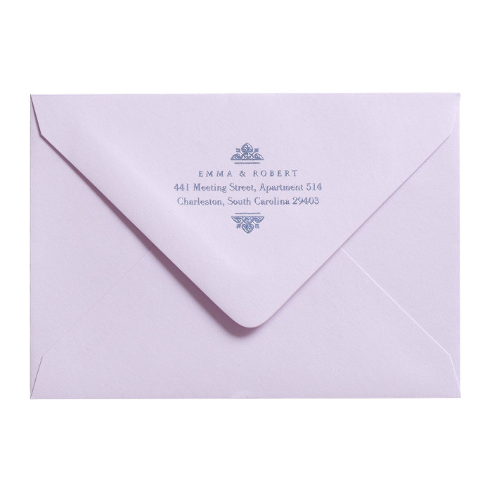 Thank You Card Envelope Image
