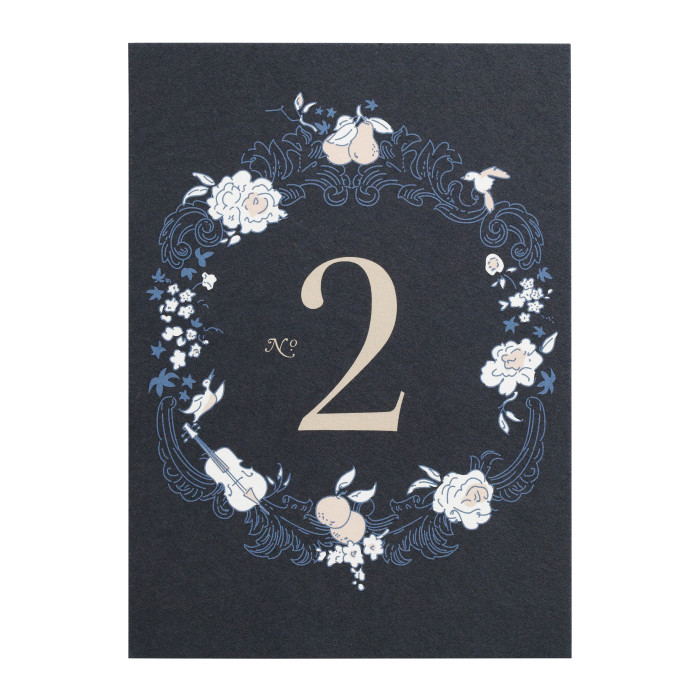 Table Numbers Image