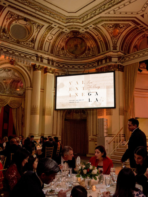 The Bowery Mission Annual Valentine Gala 2018