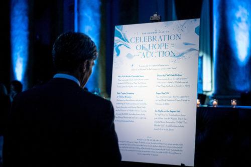2019 Celebration of Hope – Silent & Live Auction
