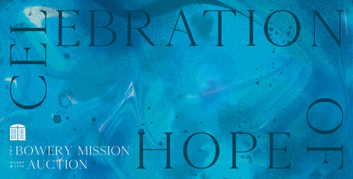 TBM 2019 Celebration of Hope- Projection Title Block